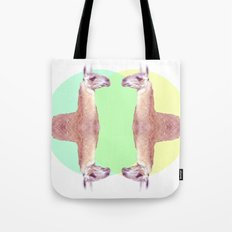 Falling in a Dream  Tote Bag