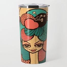 so vintage and so loveable! Travel Mug