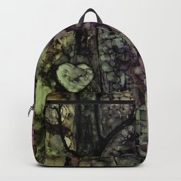 TEARS ARE WORDS THE HEART CAN'T SAY Backpack