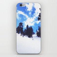 Snow Landscape  iPhone & iPod Skin