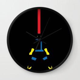 Scott's mutant power hero Wall Clock