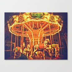 merry Canvas Print