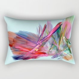 Romantic Mood Rectangular Pillow