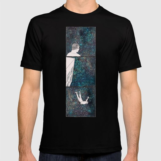 SHORTEN THE DISTANCE BETWEEN US  T-shirt