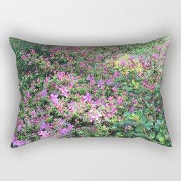 Spring in England Rectangular Pillow