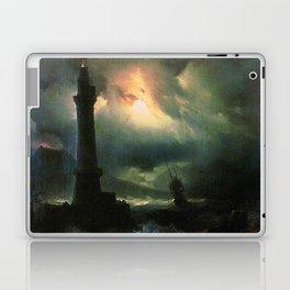 Ivan K  Aivazovsky — Neapolitan Lighthouse Laptop & iPad Skin