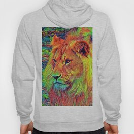 AnimalColor_Lion_004_by_JAMColors Hoody