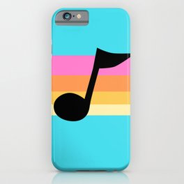 Mabel Music Note iPhone Case