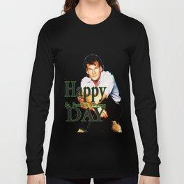 Happy St. Patrick Swayze Day Long Sleeve T-shirt