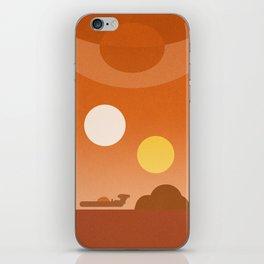 Tatooine iPhone Skin