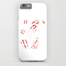 """There's No Excuse For Animal Abuse"" for animal and fur lovers out there! Fight for what is right!  iPhone Case"