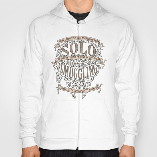 Solo Smuggling - Light Hoody