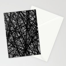 Kerplunk Extended Black and White Stationery Cards