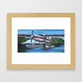 DH-3 Framed Art Print