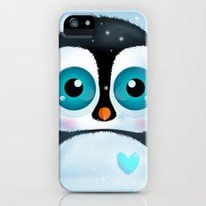 Joc the Penguin Slim Case iPhone (5, 5s)