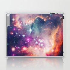 The Universe under the Microscope (Magellanic Cloud) Laptop & iPad Skin