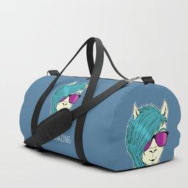 LLAMAZING llama Duffle Bag