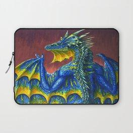 Horned Dragon Laptop Sleeve