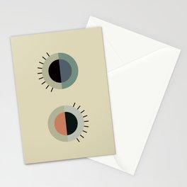 day eye night eye Stationery Cards