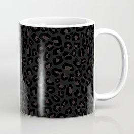 Leopard Print 2.0 - Black Panther Coffee Mug