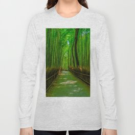 Bamboo Trail Long Sleeve T-shirt