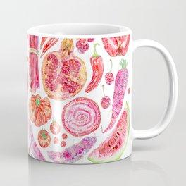 Harvest of Red Coffee Mug