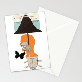Processing Information Stationery Cards