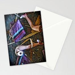 Fashion Victim  Stationery Cards