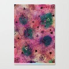 geometricz Canvas Print