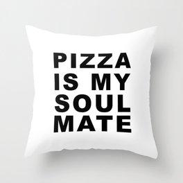 Pizza Throw Pillow