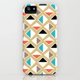 Cold Asymmetry iPhone Case