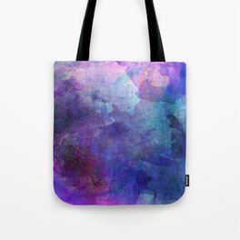 blue opal gemstone Tote Bag