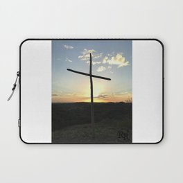 Ruby Ranch Cross Laptop Sleeve