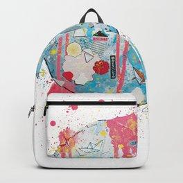 Pink Moon Walk Backpack