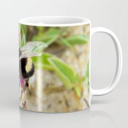 bumble bee on the dunes I Coffee Mug
