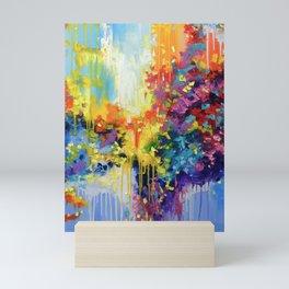 Positive thinking Mini Art Print
