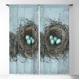 Bird Nest Blackout Curtain