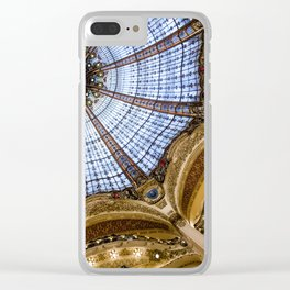 The Galleries Clear iPhone Case