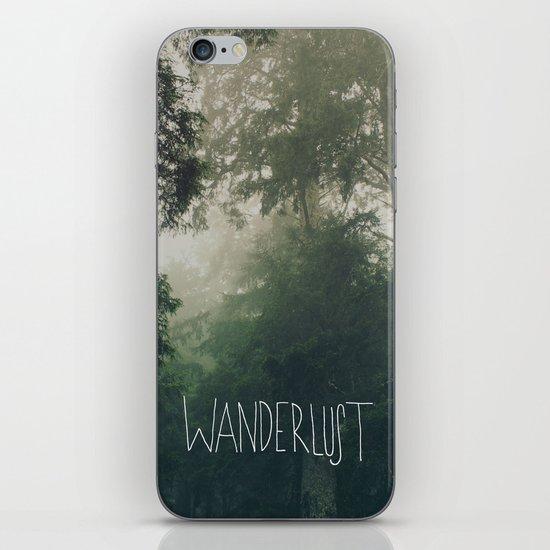 Wanderlust: Oswald West, Oregon iPhone & iPod Skin