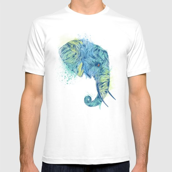 Elephant Head II T-shirt