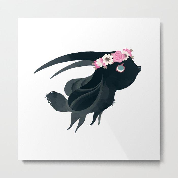 my little goat Metal Print