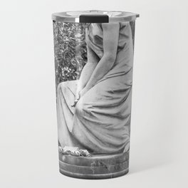 female statue Travel Mug