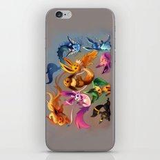 Chibi-lutions iPhone & iPod Skin