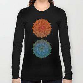 Mandala - twins Long Sleeve T-shirt