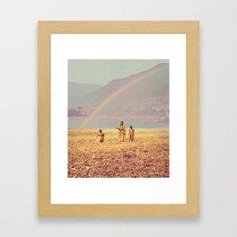 Kiowa Framed Art Print
