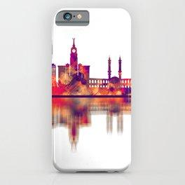 Mecca KSA Skyline iPhone Case