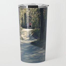 The love trail Travel Mug