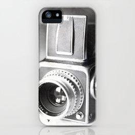 Hasselblad Camera Tintype iPhone Case