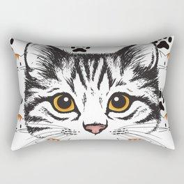 Crazy Cat Lady 2 Rectangular Pillow