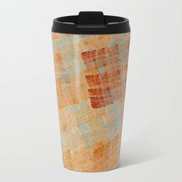 Abstract Fabric Designs 4 Duvet Covers & Pillows & MORE Travel Mug